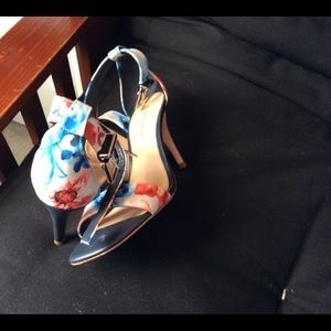 Nary heeled sandals